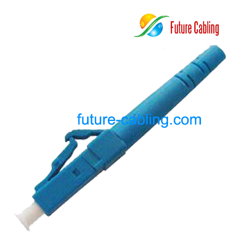 Fiber Connector on Fiber Optic Connector Simplex Singlemode 3 0mm Boot Part No Foc Lc Sx