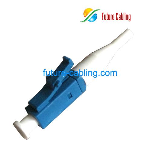 Fiber Connector on Fiber Optic Connector Simplex Singlemode 0 9mm Boot Part No Foc Lc Sx