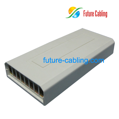 Wholesale Cheap Fiber Optic Terminal Box 8 Port Plastic