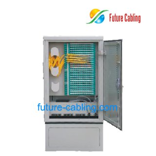 Optical Cross Connection Cabinet, 576 Fiber