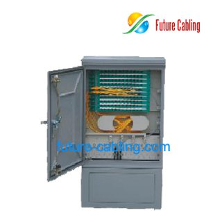 Optical Cross Connection Cabinet, 144 Fiber
