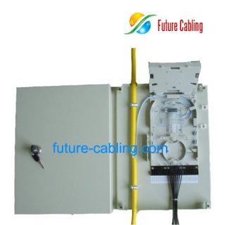 FTTH Floor Terminal Box, 24 Fiber
