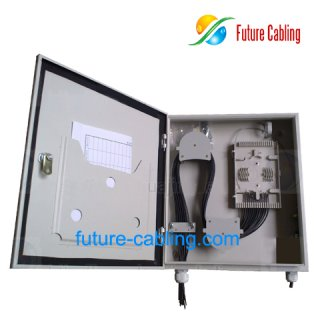 24 Fiber Floor Optical Distribution Box