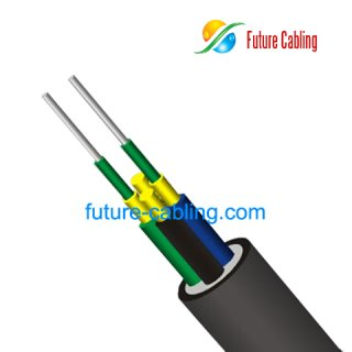 Duplex Round Far Transmission Cable I