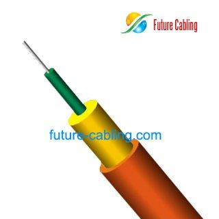Simplex Round Indoor Fiber Optic Cable