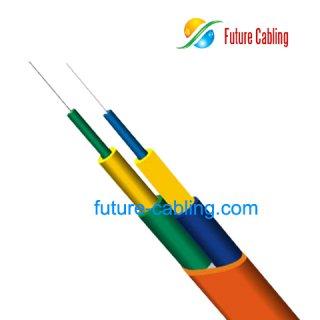 Duplex Flat Indoor Fiber Optic Cable II