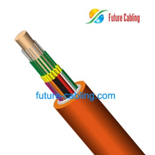 Multi-Fiber Breakout Indoor Fiber Optic Cable I