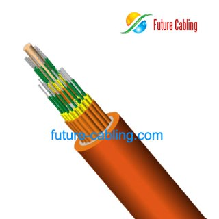 Multi-Fiber Breakout Indoor Fiber Optic Cable II
