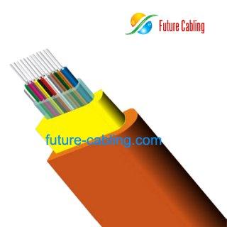 Flat Optical-Fiber-Ribbon Indoor Cable II
