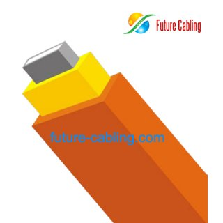 Flat Fiber Optic Cable Tube
