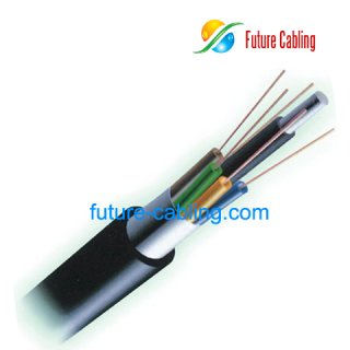 Aluminium Tape Layer Stranded Loose Tube Outdoor Cable--GYTA