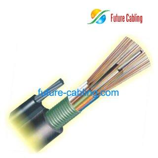 Figure 8 Self-supporting Stranded Loose Tube Outdoor Cable --GYTC8S