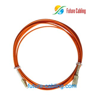 SC-LC Fiber Optic Patch Cords, Simplex, Multimode, 62.5/125um, 3.0mm, XX Meter