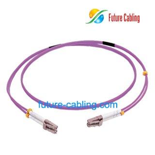 LC-LC Fiber Optic Patch Cords, Duplex, Multimode, 50/125um, OM2, 3.0mm, XX Meter