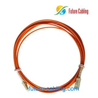 SC-LC Fiber Optic Patch Cords, Simplex, Multimode, 50/125um, OM2, 3.0mm, XX Meter