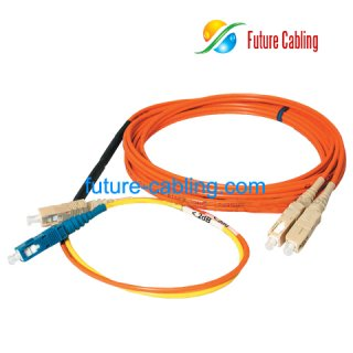 SC Mode Conditioning Fiber Optic Patch Cords