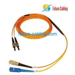 SC-ST Mode Conditioning Fiber Optic Patch Cords