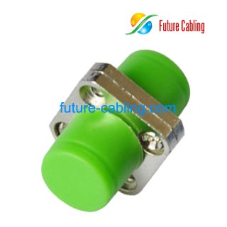 FC/APC Fiber Optic Adapter, Simplex, Singlemode, Square Separate Type