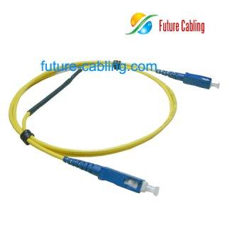 SC Inline Fiber Optic Attenuator