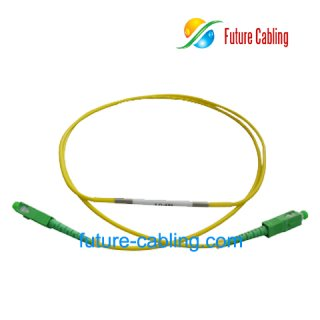 SC/APC Inline Fiber Optic Attenuator