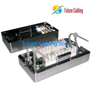 Cat5e STP Connection Box