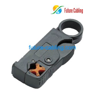 Coaxial Cable Stripper 2 blades model, 108mm