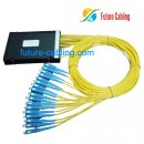 1x16 Fiber Optic Coupler, with 3.0mm Jacket Pigtail