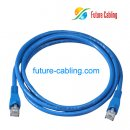 Cat6 UTP Patch Cable, Blue Jacket, 1.5Meter