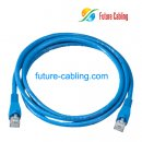 Cat6 UTP Patch Cable, Blue Jacket, 5 Feet
